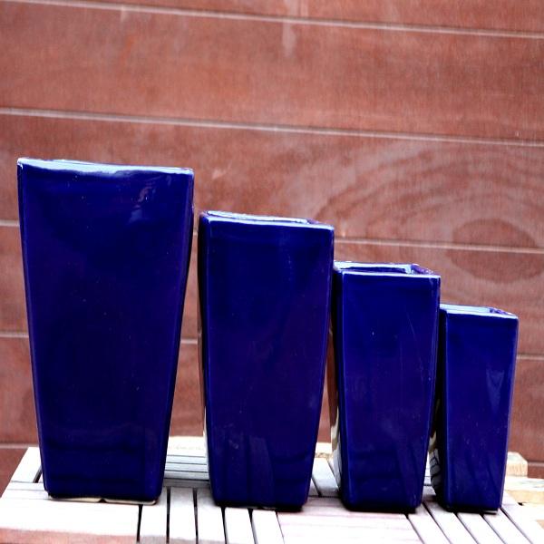 Blue Ceramic Pots M-CP-83-IP